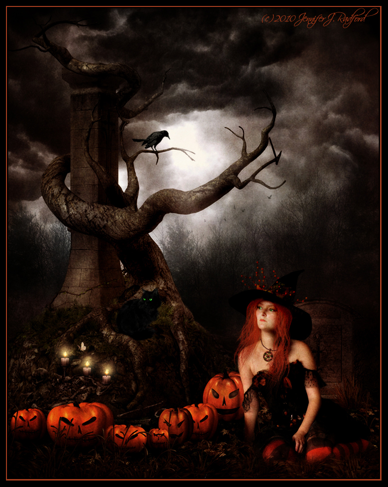 All Hallow's Eve by Jenna-Rose