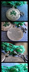 St. Patrick's Day Choker 1 by Jenna-Rose
