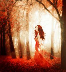 Autumn Spirit by Jenna-Rose