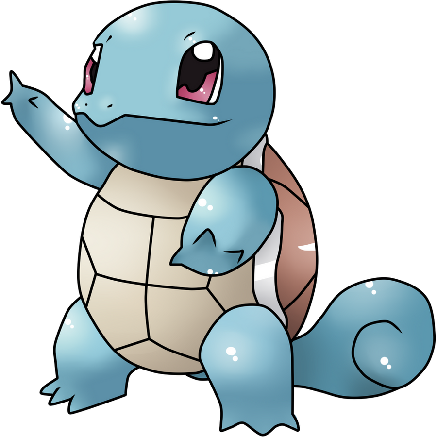 007 Squirtle by OvanNi...