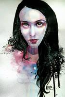 Portrait (Ema) by BrielLumeNight12