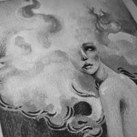 Hazy Weather by BrielLumeNight12