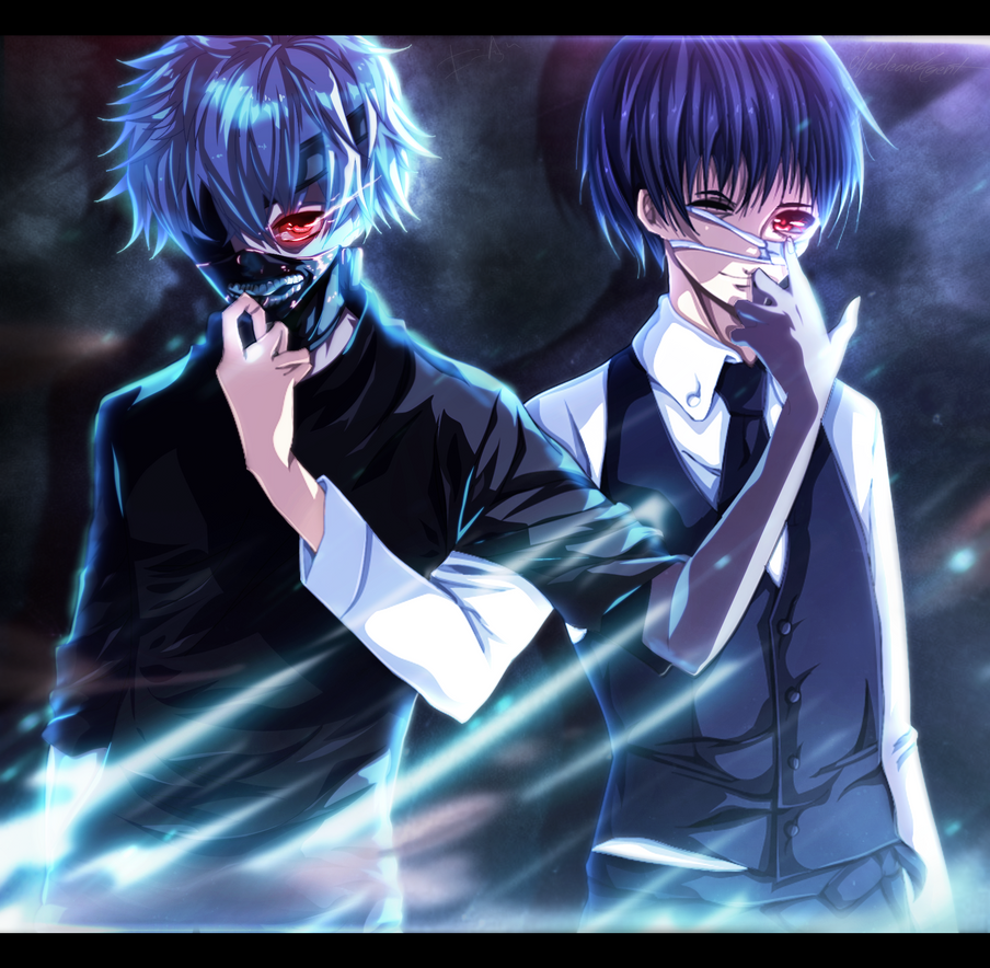 Tokyo Ghoul 1: We Are One! By NuclearAgent On DeviantArt