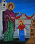 First steps: Theotokos