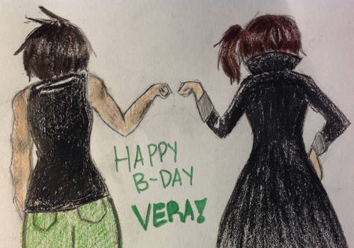 Happy Birthday Vera!