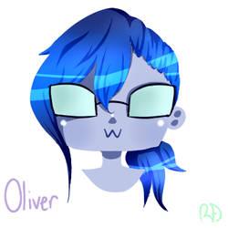 Chibi Neme: Oliver by Riku-D