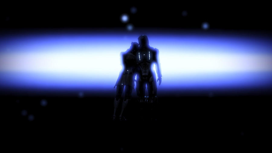 Mass Effect 3 Shepard and Liara by jadawgis732Mass Effect 3 Liara And Shepard