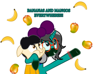 His Favorite Fruits! by HisBestFantasyEverXD