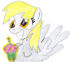 Derpy and the Magic Muffin!