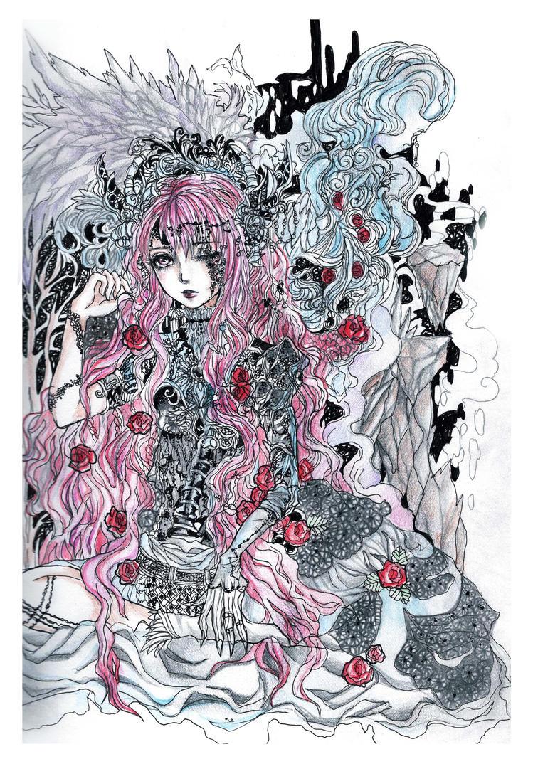 Rotten Beauty by hanasazumi