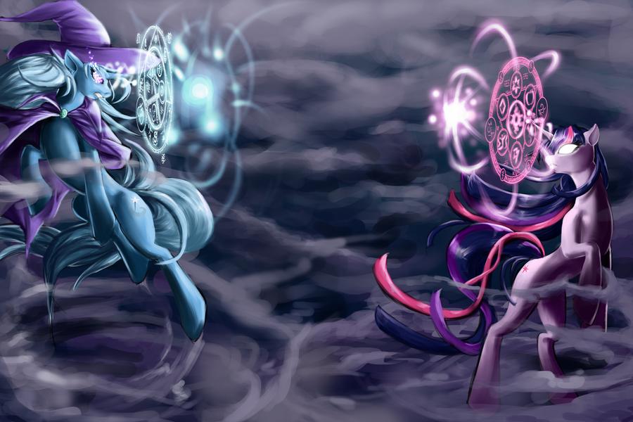Twixie Battle By LaWeegie