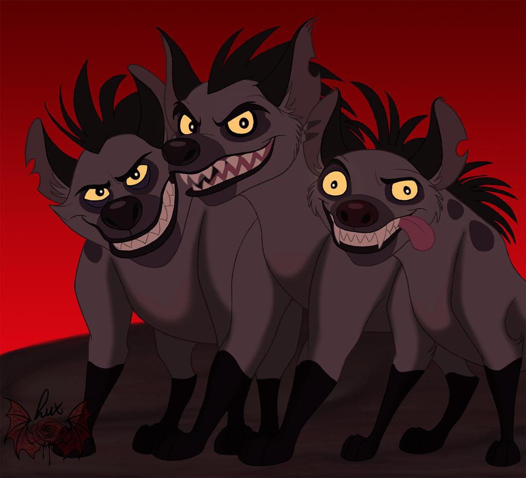 Uncategorized Ed Hyena shenzi banzai ed janja chungu cheezi favourites by brainyxbat s233220 15 7 new hyenas luxblack
