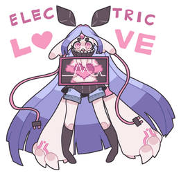 Electric Love [contest entry]