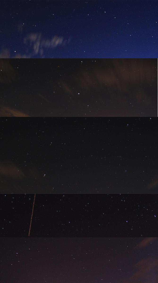 Stars in the Night by Valegrim