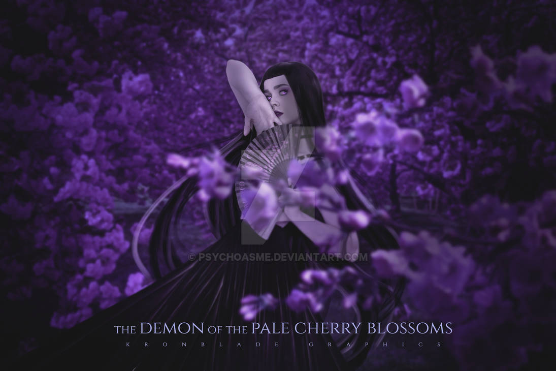 THE DEMON OF THE PALE CHERRY BLOSSOMS | mine