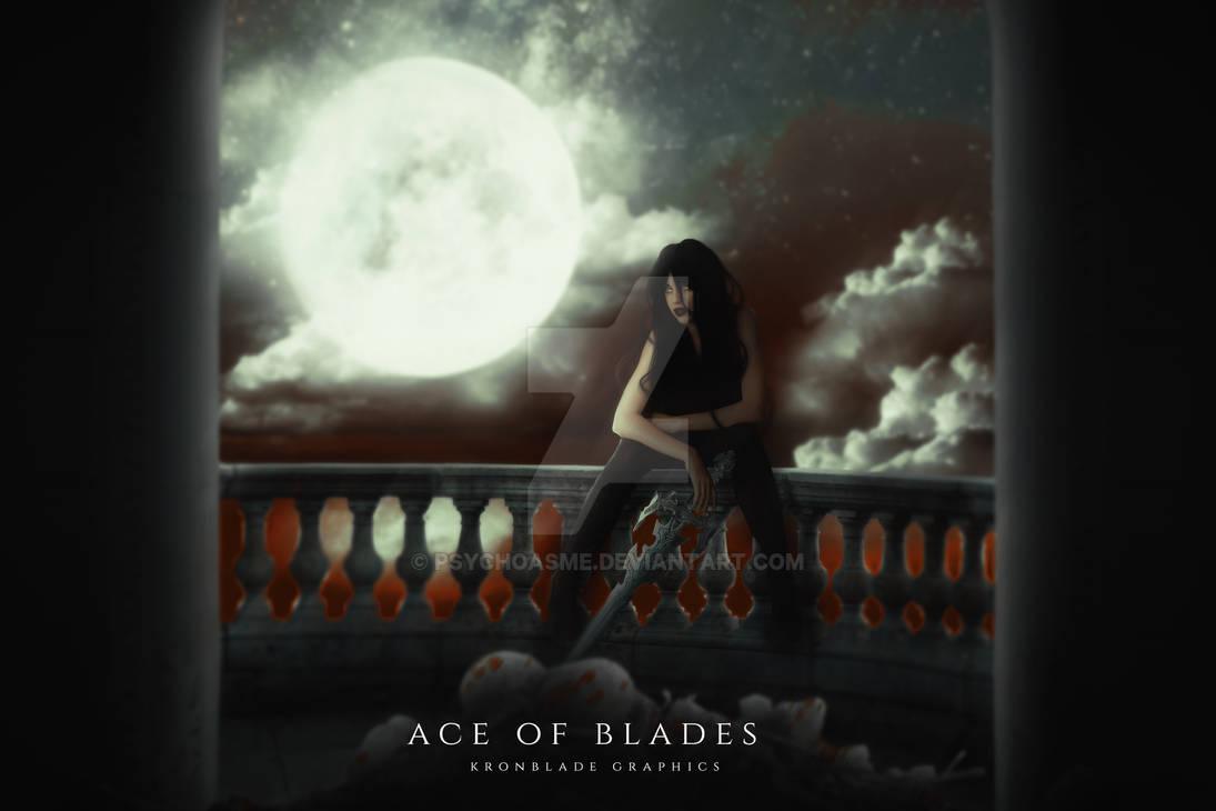 ACE OF BLADES | mine