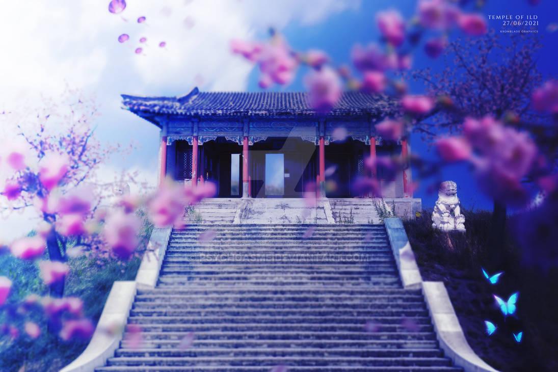 Temple of Ild | Everden's Chronicles