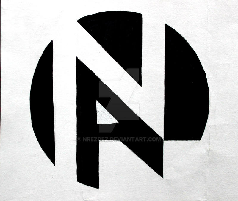 Initials Logo Design 1 By NRezDez On DeviantArt