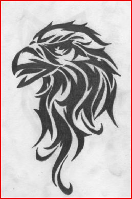 97650dff5 Tribal Eagle Drawing by SilverGoddess666 on DeviantArt