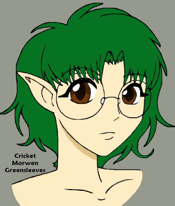 E.G.- Cricket M. Greensleeves revamp by midniteoil