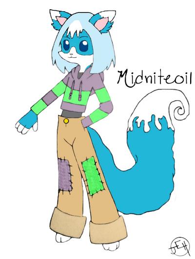 midniteoil's Profile Picture