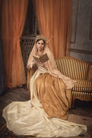 The Magnificent Century: Safiye Sultan by DungeonQueen