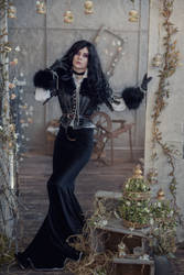 Yennefer Touissant (Blood and Wine) by DungeonQueen