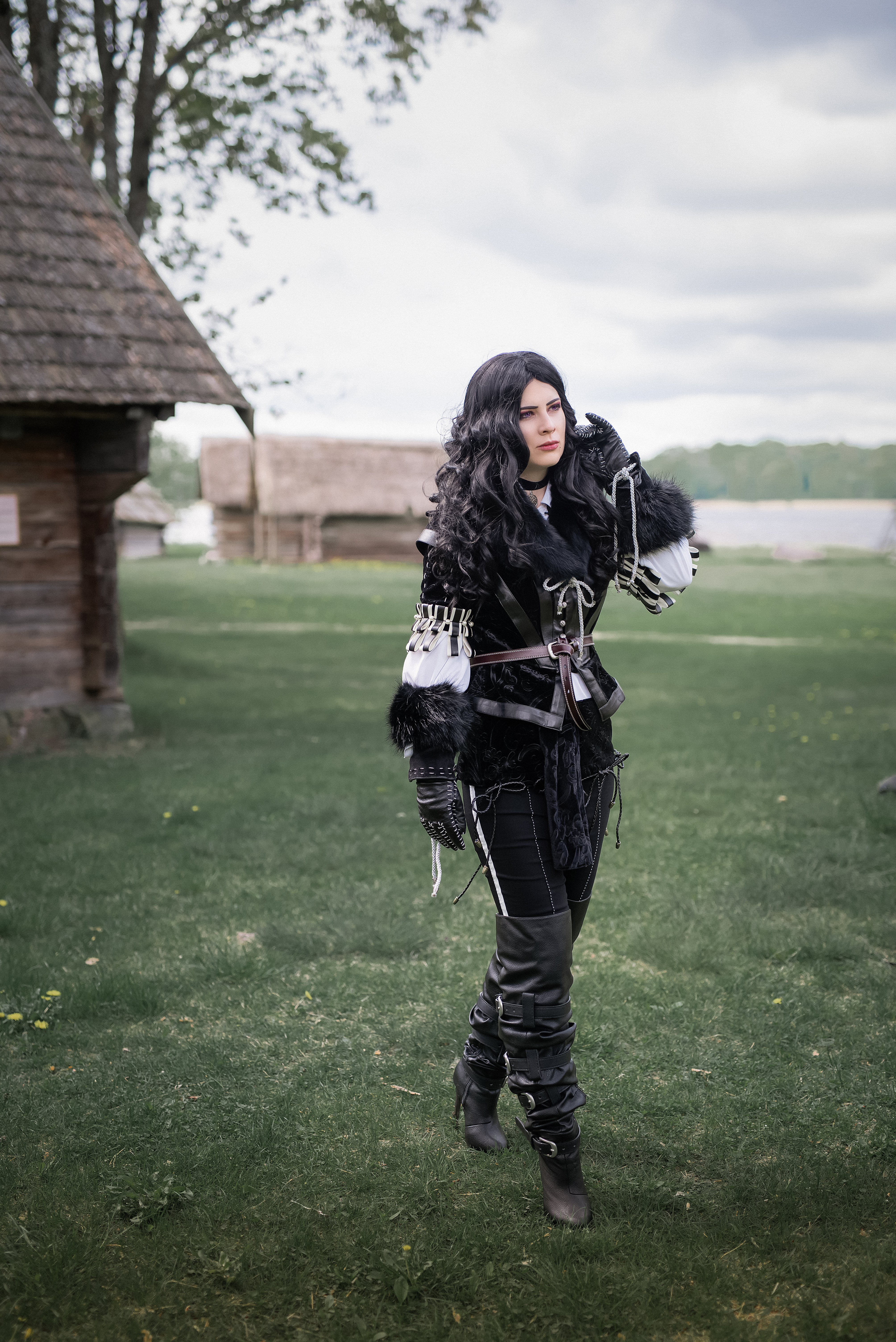 Meeting Yennefer in the White Orchard