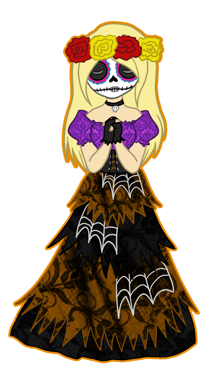 Spoopy Me_Halloween Collab by MevrouwRoze