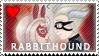 ML OC Stamp_RabbitHound by MevrouwRoze