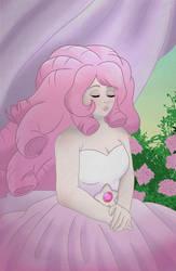 Rose Quartz Painting