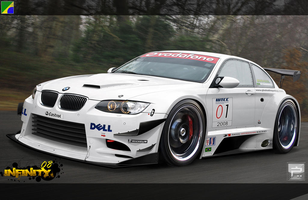 BMW M3 WTCC version by kairusevon on DeviantArt