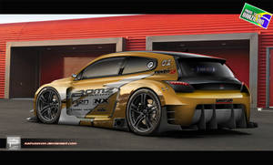 Scirocco Series Gold by kairusevon