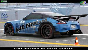 370Z Wennom Racing Edition by kairusevon