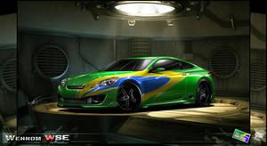 Hyundai Genesis WSE