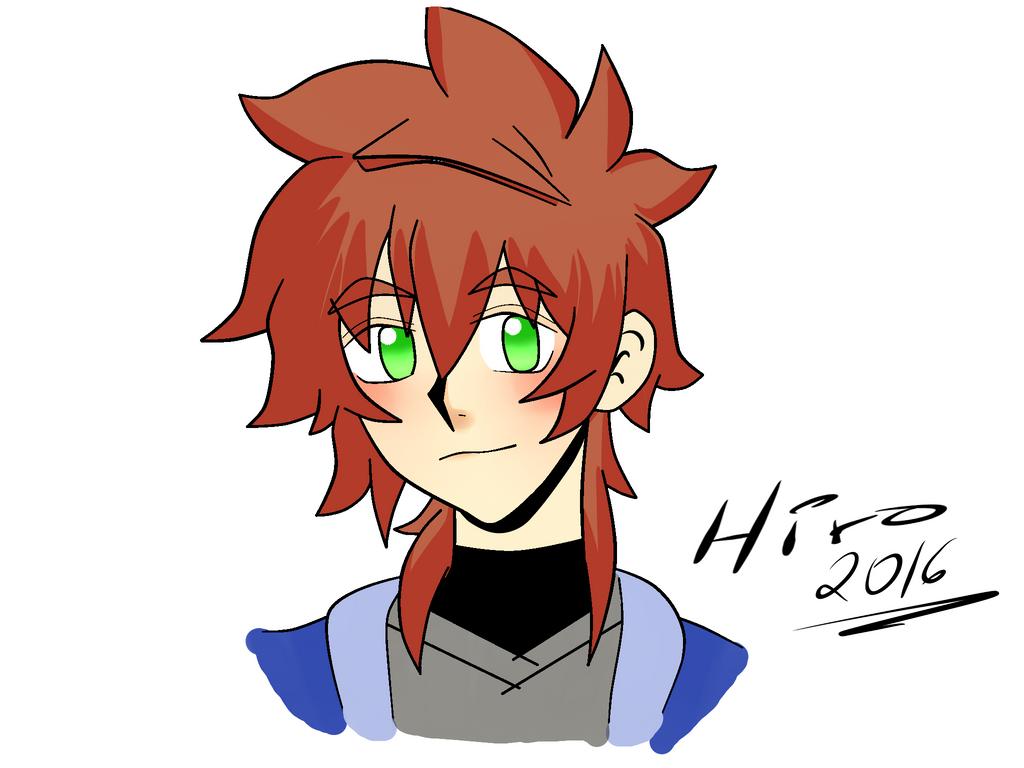 OC: Hiro by HydeistAliaX