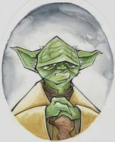 yoda by MatthewFletcher720