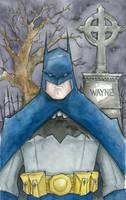 batman by MatthewFletcher720