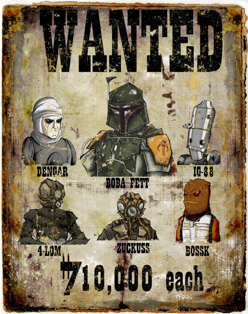 Bounty hunters by matthewfletcher720 on deviantart bounty hunters by matthewfletcher720 buycottarizona Image collections