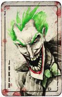 Joker by MatthewFletcher720