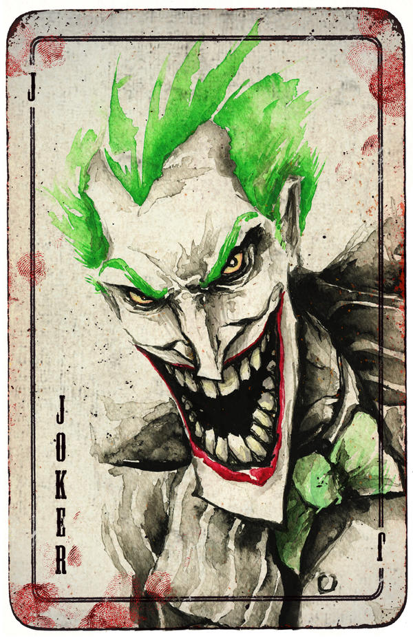 Joker by MatthewFletcher720