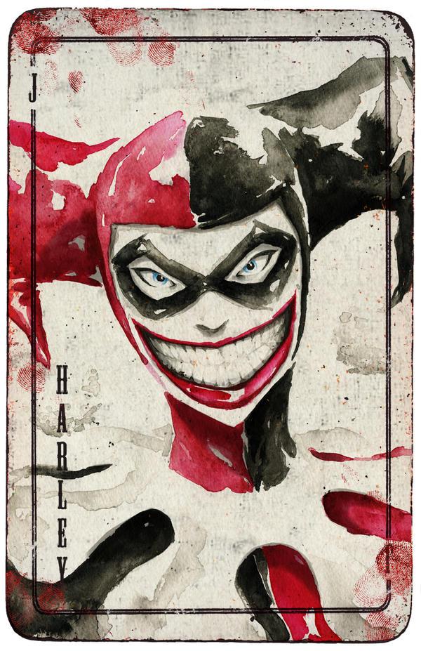 Harley Quinn by MatthewFletcher720