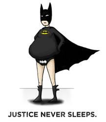Justice Never Sleeps by Von186
