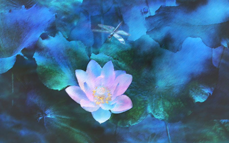 Lotus by MariLucia