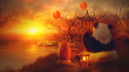 Meet dawn by MariLucia