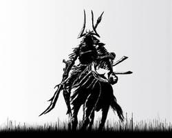 Samurai by lloydy