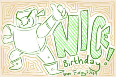 Nice! by Furby7749