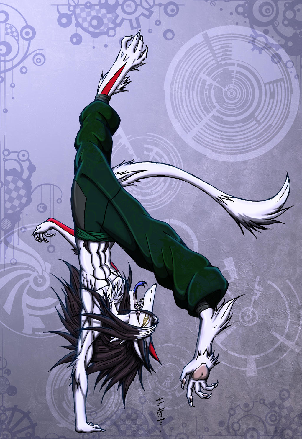Capoeira -fin- by Omnoproxyl337