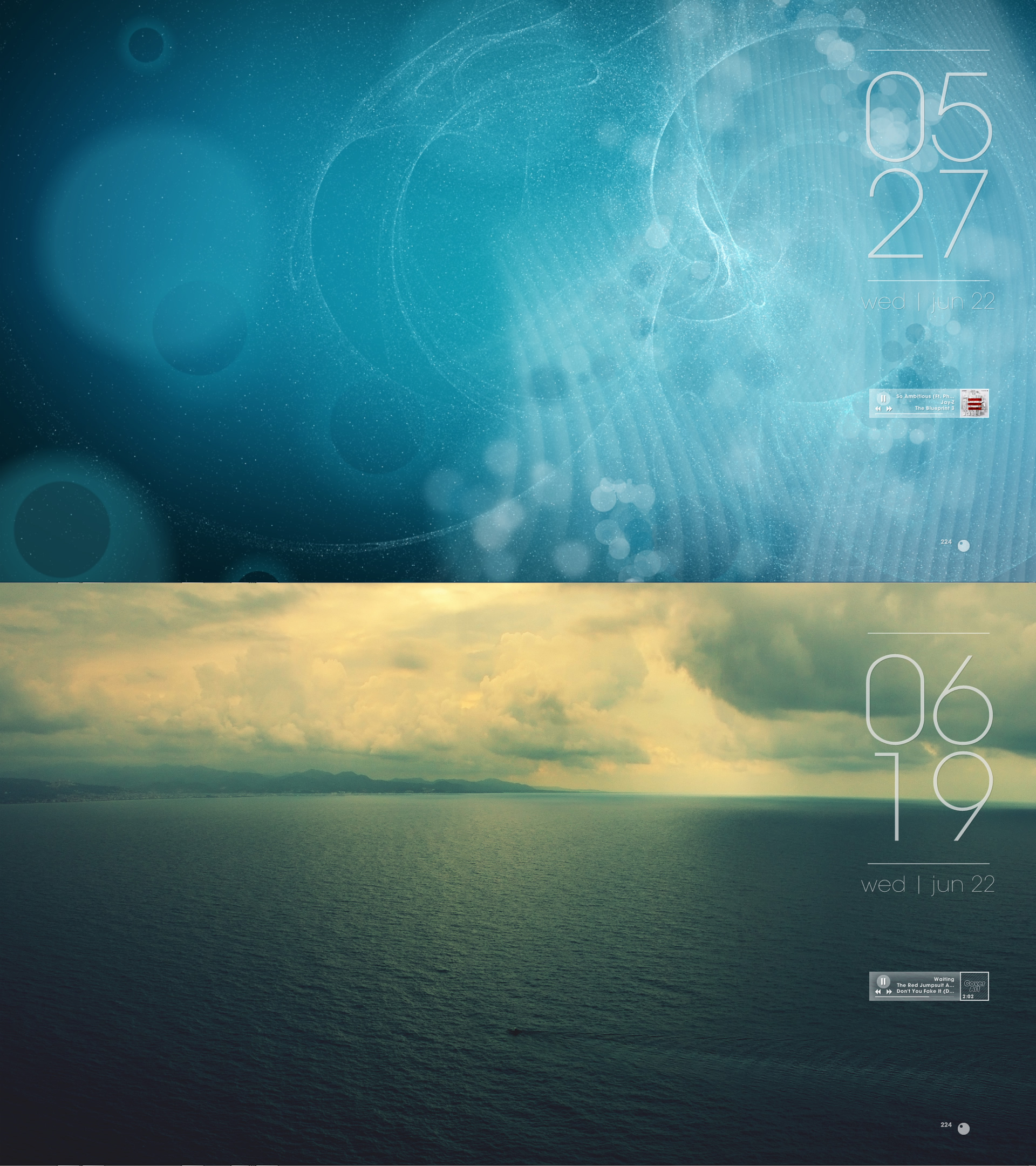 Desktop Elegance 062211 by lilshizzy
