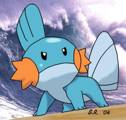 30 Days of Pokémon Angry_Mudkip_by_Susan_Rocket